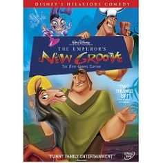 The Emperors New Groove for Jack.