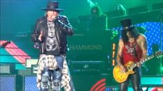 Guns N' Roses - Coma - Los Angeles Dodger Stadium 8-19-16 HD