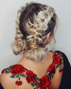 There are a lot of variations for beautiful braided hairstyles in 2018. Explore this link to see the best ideas of braided ponytail and pigtail hairstyles to sport right now. We have tried our best to collect some amazing hair trends for brides for attractive look.