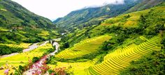 It's not about the number of things you see, but the way you experience the places you've been.  The hills of Sapa and experiencing the rich culture of local tribes.