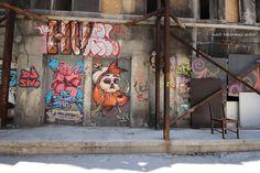 "#Turkey #Istanbul #Karaköy #SokakSanatı #StreetArt #Graffiti ""Hiç Sevmedim Seni"""