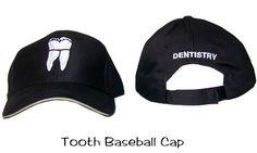 Tooth Baseball Cap Dentistry Dental