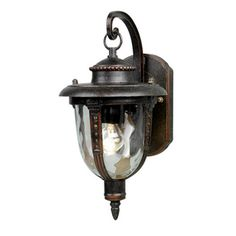 Country Collection Outdoor Wall Lanterns