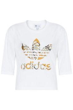 Adidas Camiseta Crop
