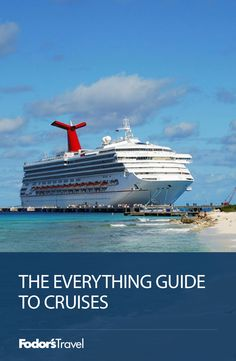 Whether you're a cruising veteran or an absolute beginner, you'll find everything you need to prepare for your next floating getaway here and in our exhaustive Cruising 101 guide. Time Travel, Places To Travel, Travel Tips, Places To Go, Travel Ideas, Ocean Cruise, Caribbean Cruise, All Inclusive Vacations, Dream Vacations