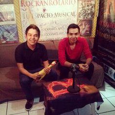 """@Rockanrolario's photo: """"Los Especialistas en directo. www.rockanrolario.com"""""""