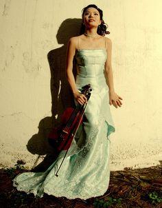Kam Ning, violinist