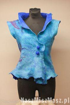 Ubrania Peplum, Ruffle Blouse, Tunics, How To Wear, Tops, Women, Fashion, Moda, Tunic