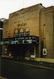 opened in 1931 as the Palace Court Theatre. Bournemouth.