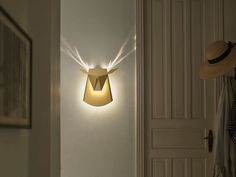 Clever Wall Lamps Turn Into Animals When Switched On | Bored Panda