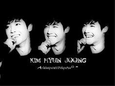 Kim hyun Joong..