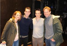 Matthew Lewis (aka Neville Longbottom) meets cats of Cursed Child in London, Harry Potter Cursed Child, Harry Potter Magic, Harry Potter Films, Keke Palmer Instagram, Who Plays Draco Malfoy, London In August, David Burtka, John Lithgow, Matthew Lewis