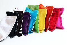 Sensory Bags - A Montessori Inspired, Sensory Bean Bag Experience. $55.00, via Etsy.