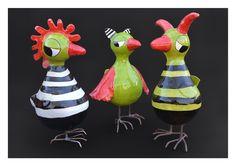 Edith Léon Ceramics, keramiek, céramique birds,oiseaux, vogels, 28-09-2015