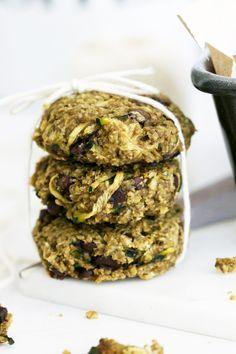 Chocolate Chip Zucchini Bread Cookies