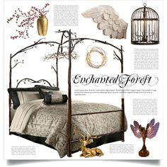 A home decor collage from October 2015 by retrocat1 featuring interior, interiors, interior design, home, home decor, interior decorating, ACME Party Box Compan...