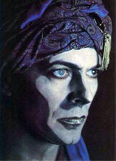 The best makeup ever. Blue Jean ~ David Bowie