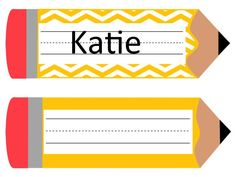 These name tags are too cute Name Tag For School, 1st Day Of School, Too Cool For School, School Teacher, Teacher Stuff, Early Learning Activities, Name Activities, Classroom Activities, Kindergarten Name Tags