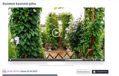 Suomen kaunein piha 2015 MTV 3 21.4.2015 Vanha pihapiiri Ylikiimingissä http://www.mtv.fi/lifestyle/ohjelmat/suomen-kaunein-piha/kohteet/artikkeli/kolmas-jakso-vanha-pihapiiri-ylikiimingissa/5016078  #ruusupapuportti