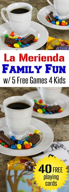La Merienda Family Fun with 5 free games for kids and parents to play to learn Spanish including 40 Free Spanish-English Flashcards of Jungle Animals from HappyandBlessedHome.com | Games | Kids Activities | Family Fun | Play Time | Learn Spanish | #FunSizeMerienda #ad | snack time | free printables