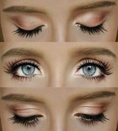 Soft makeup looks for Graduation Day