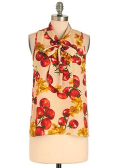 From My Garden Top, #ModCloth