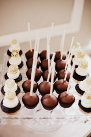 Easy chocolate treats