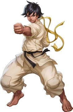 STREET FIGHTER III Makoto