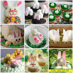 """<input class=""""jpibfi"""" type=""""hidden"""" >How cute are these Bunny Tail Cake Balls ! You kids will love them and enjoy helping ,  they are very easy to make . These bunny tail cake balls would be a fantastic touch to your table this Easter.  Tutorial by Rose Bakes.  Click here for the Easter Bunny Tail cake…"""