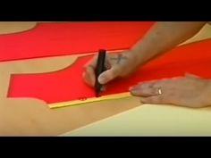 Hermenegildo Zampar - Cuellos base   DIY Moldería - YouTube Pattern Drafting Tutorials, Growing Up Girl, Learn To Sew, Sewing Hacks, Hermes, Doll Clothes, Pattern Design, Base, Youtube