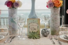 WedLuxe– World Wanderlust | Photography: JF Hannigan Photography Follow @WedLuxe for more wedding inspiration!
