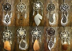 Ideas for handmade – Dream catcher with their own hands pictures) + Process of making Handmade Crafts, Diy Crafts, Christmas Craft Show, Dream Catcher Craft, Native American Crafts, Medicine Wheel, Painted Wine Bottles, Nativity Crafts, Craft Show Ideas
