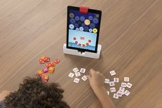 Houghton Mifflin Harcourt and Osmo have teamed up to make math more fun! This free lesson plan, designed for pre-k, kindergarten and first graders shows teachers how to use Osmo in the classroom to complement GO Math! and Math Expressions curriculum.