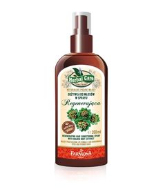 Odżywka regenerująca do włosów w sprayu Różeniec Górski - Farmona Laboratorium Kosmetyków Naturalnych