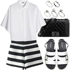 """""""Untitled #1302"""" by anniesclothes on Polyvore"""