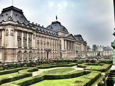 LEOPOLD II: Koninklijk Paleis Brussel