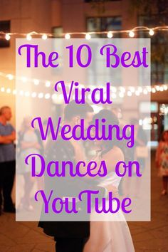 Do you know how many surprise wedding dances — some viral, most not — are on YouTube? About 1 million grillion of them. And I just watched them all, just for you. You're welcome.