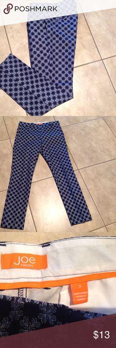 Joe Fresh dress pants NWOT! Joe Fresh Pants Straight Leg