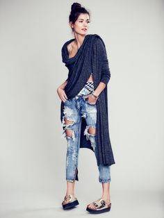 Free People Afternoon Wrap Jacket, TL?170.25