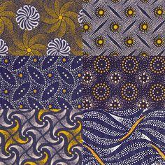 Shweshwe fabric from South Africa
