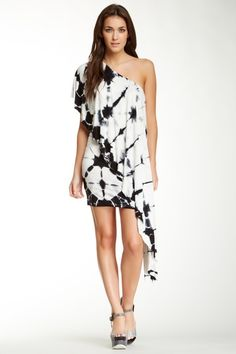 Young Fabulous & Broke Tish One Shoulder Dress by Assorted on @HauteLook