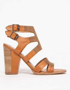 Edgy and modern open-style sandal from Dolce Vita