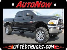 Lifted Dodge Ram Trucks