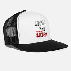 HALLOWEEN LET´S GET SPOOKY Trucker Cap ✓ Unlimited options to combine colours, sizes & styles ✓ Discover Baseball Caps by international designers now! Gear Shop, Retro Stil, Estilo Retro, Laid Back Style, Fashion Face Mask, Snapback Cap, Vintage Shirts, Go Shopping, Snapback Hats