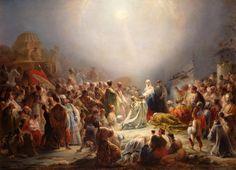 Adoração dos Magos - Domingos António de Sequeira