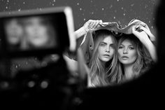 "Burberry says the scent ""captures the fragrance of a London garden after the rain."" What, your rain-drenched London garden doesn't have Kate Moss and Cara Delevingne huddling naked in it? Weird."