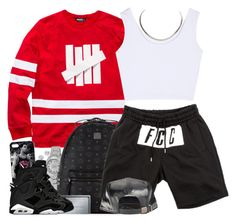 """First Class"" by oh-aurora ❤ liked on Polyvore featuring mode, Rolex, MCM, RockSmith et Retrò"