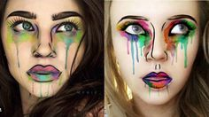 The company responded after several makeup artists noticed an uncanny resemblance to their own work. Snapchat Costume, Snapchat Makeup, Beauty News, Beauty Trends, Beauty Hacks, Billie Eilish, Joker Makeup Tutorial, Makeup Filter, Famous Makeup Artists