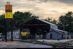 RailPictures.Net Photo: BAYL 507 Bay Line Railroad EMD GP38 at Meridian, Mississippi by Jordan Hood