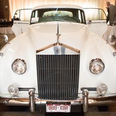 Every year the  makes it appearance into  and we love it. Bridal Show, Bridal Style, Rolls Royce, Wine, Luxury, Photography, Design, Photograph, Photo Shoot